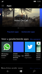 Microsoft Lumia 950 - Applicaties - Download apps - Stap 6