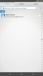 Sony Xperia Z Ultra LTE - E-Mail - E-Mail versenden - 6 / 16