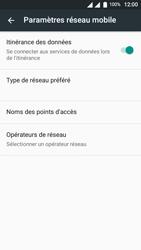 Wiko Lenny 3 - Internet - Désactiver du roaming de données - Étape 6