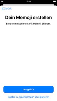 Apple iPhone 8 Plus - iOS 13 - MMS - Erstellen und senden - Schritt 6