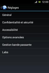 Sony ST21i Xperia Tipo - Internet - Configuration manuelle - Étape 20