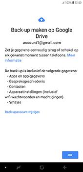Samsung Galaxy J6 Plus - toestel resetten - back-up maken met jouw account - stap 12