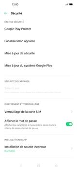 Oppo Find X2 - Prise en main - Comment activer un code SIM - Étape 5