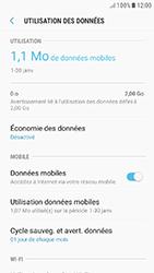 Samsung Galaxy J5 (2017) - Internet et connexion - Désactiver la connexion Internet - Étape 6
