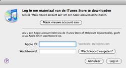 Apple iPhone 4S met iOS 5 (Model A1387) - Applicaties - Account aanmaken - Stap 4
