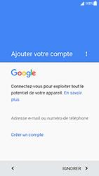Sony Xperia XA (F3111) - Android Nougat - Applications - Créer un compte - Étape 4