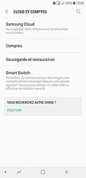 Samsung Galaxy A6 - Aller plus loin - Gérer vos données depuis le portable - Étape 8
