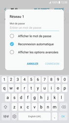 Samsung Galaxy S6 - Android Nougat - WiFi - Configuration du WiFi - Étape 8