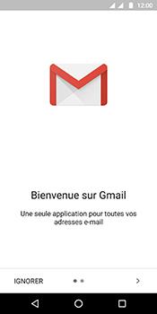 Motorola Moto G6 - E-mails - Ajouter ou modifier votre compte Gmail - Étape 4