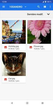 Sony Xperia XZ3 - E-mail - envoyer un e-mail - Étape 14