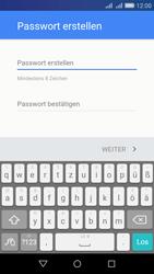 Huawei Y6 - Apps - Konto anlegen und einrichten - Schritt 11