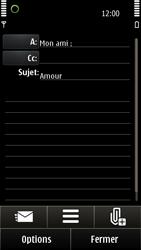 Nokia E7-00 - E-mail - envoyer un e-mail - Étape 8