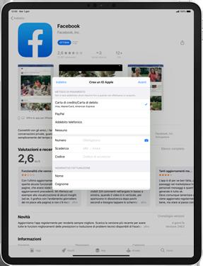 Apple iPad Pro 10.5 (1st gen) - iPadOS 13 - Applicazioni - Configurazione del negozio applicazioni - Fase 16