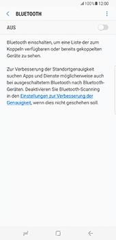 Samsung Galaxy S8 Plus - Bluetooth - Geräte koppeln - Schritt 8