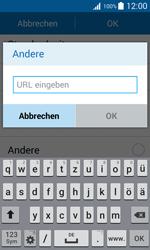 Samsung Galaxy Trend 2 Lite - Internet - Manuelle Konfiguration - 1 / 1