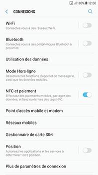 Samsung Galaxy J7 (2017) - Internet - Désactiver les données mobiles - Étape 5