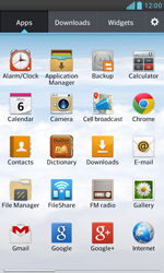 LG E975 Optimus G - Internet - Manual configuration - Step 18