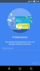 Sony Xperia XZ - Android Nougat - E-Mail - Konto einrichten (yahoo) - Schritt 6