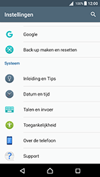 Sony F5121 Xperia X - Android Nougat - Software update - update installeren zonder PC - Stap 4