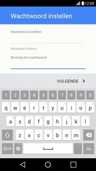LG LG X Screen - apps - account instellen - stap 12