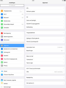 Apple iPad Pro 12.9 inch met iOS9 (Model A1652) - E-mail - 032a. Email wizard - Gmail - Stap 4