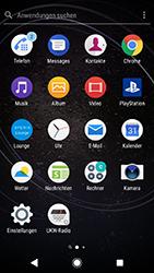 Sony Xperia XA2 - Anrufe - Anrufe blockieren - Schritt 3