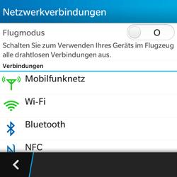 BlackBerry Q5 - Bluetooth - Geräte koppeln - 0 / 0