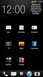 HTC One - E-Mail - E-Mail versenden - 3 / 18