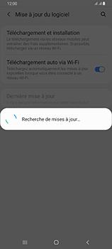 Samsung Galaxy A80 - Logiciels - Installation de mises à jour - Étape 6