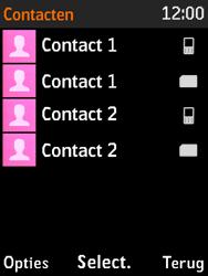 Nokia 3310 3G (TA-1022) - Contacten en data - Contacten kopiëren van SIM naar toestel - Stap 13