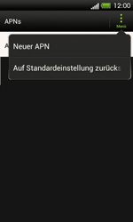 HTC One SV - Internet - Apn-Einstellungen - 8 / 25