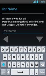 LG Optimus L7 II - Apps - Konto anlegen und einrichten - 5 / 25