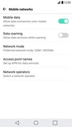 LG LG G5 - Network - Enable 4G/LTE - Step 5