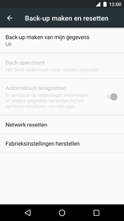 Fairphone Fairphone 2 (2017) - Resetten - Fabrieksinstellingen terugzetten - Stap 5