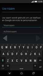 HTC Desire 610 - apps - account instellen - stap 5