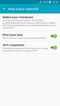 Samsung Galaxy A8 - Logiciels - Installation de mises à jour - Étape 7