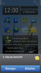Nokia N8-00 - MMS - automatisch instellen - Stap 5