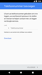 Google Pixel XL - Applicaties - Account instellen - Stap 14