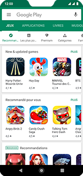 Xiaomi Mi A2 Lite - Applications - comment vérifier si des mises à jour sont disponibles pour l'appli - Étape 4