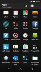 HTC One M8s - E-mail - Configuration manuelle - Étape 3