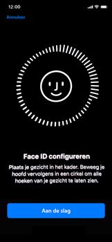 Apple iphone-x-met-ios-13-model-a1901 - Instellingen aanpassen - Nieuw toestel instellen - Stap 14