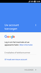 HTC 10 - Android Nougat - E-mail - handmatig instellen (gmail) - Stap 9
