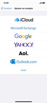 Apple iPhone 11 Pro - E-mails - Ajouter ou modifier un compte e-mail - Étape 5