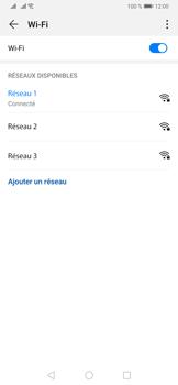 Huawei P30 Pro - WiFi - Configuration du WiFi - Étape 8