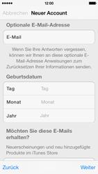 Apple iPhone 5c - Apps - Einrichten des App Stores - Schritt 16