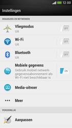 HTC Desire 601 - MMS - handmatig instellen - Stap 4