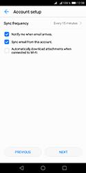 Huawei Y5 (2018) - E-mail - Manual configuration (yahoo) - Step 12