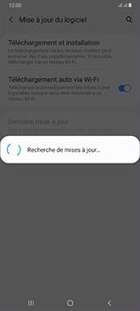 Samsung Galaxy A70 - Logiciels - Installation de mises à jour - Étape 6