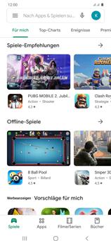 Samsung Galaxy S20 Plus 5G - Apps - Nach App-Updates suchen - Schritt 7
