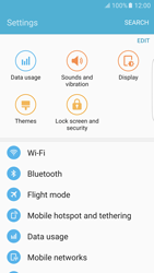Samsung Samsung G925 Galaxy S6 Edge (Android M) - Network - Enable 4G/LTE - Step 4